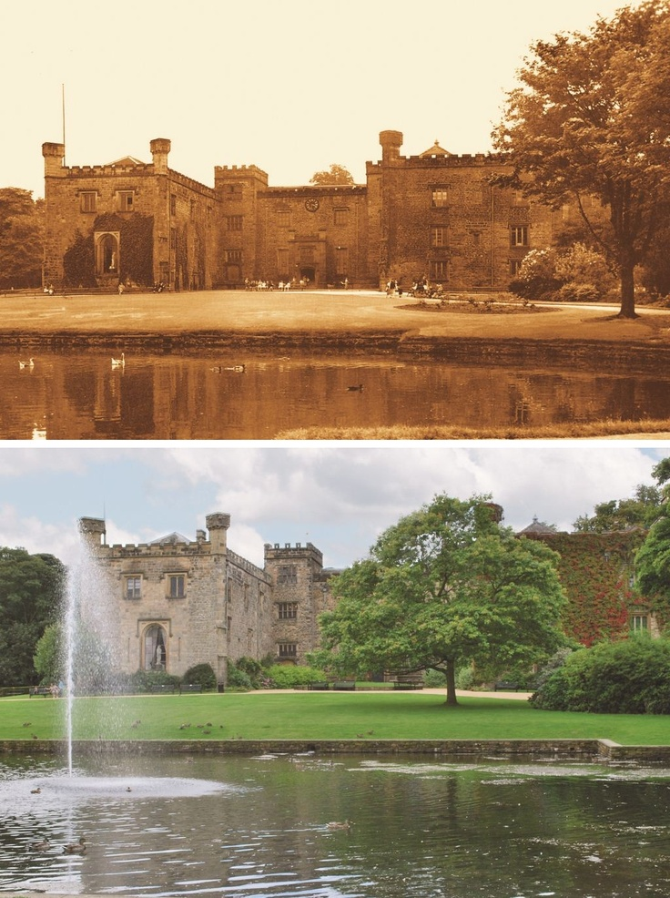 Towneley Park in Burnley is always described as being 'The Jewel in Burnley's Crown', and rightly so. The hall itself was the ancestral home of the Towneley family for over 500 years. #UK #history #localhistory