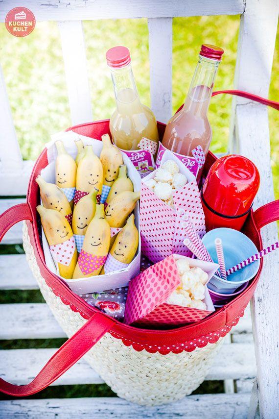 #Playdate #Snack #Picknick #Korb #Ideen #picnic #ideas