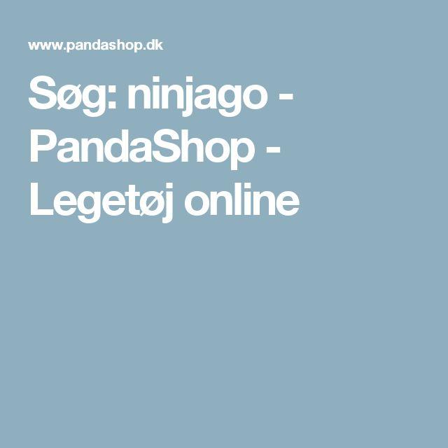 Søg: ninjago - PandaShop - Legetøj online