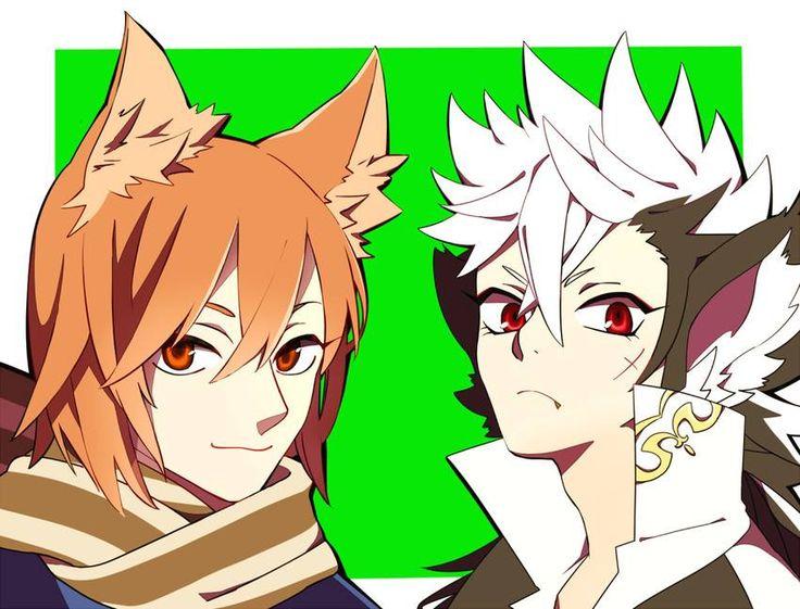 Fire Emblem: If/Fates - Nishiki and Flannel