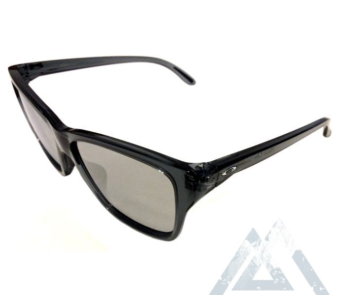 Oakley Hold On Sunglasses - Crystal Black - Chrome Iridium - OO9298-03 - #Oakley #sunglasses