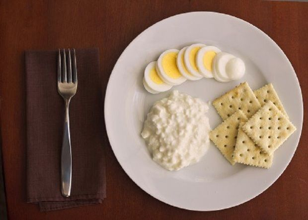 Fogyókúrás menü: 1 hét, napi kcal | Diéta és Fitnesz