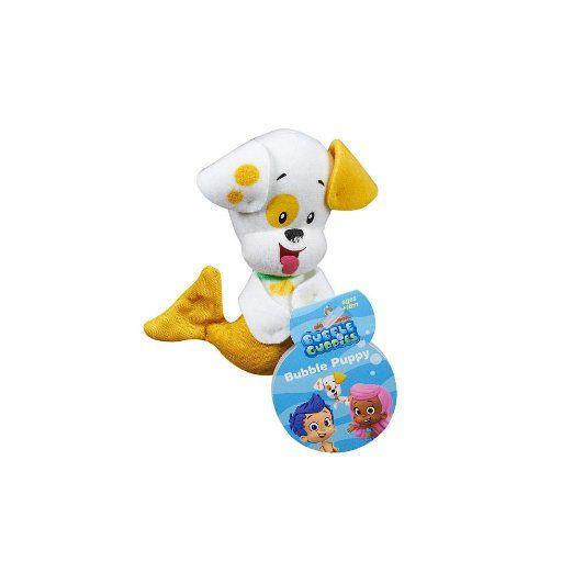 Amazon.com: Nickolodeon Mini Plush Bubble Guppies Bubble Puppy: Toys & Games