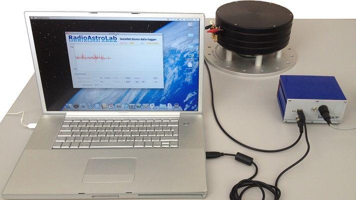 Seismic sensor RALSisma
