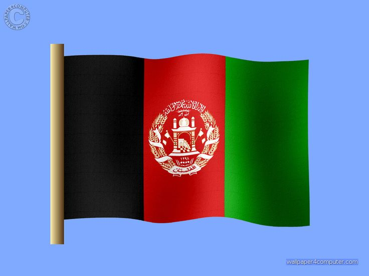 afgan flag