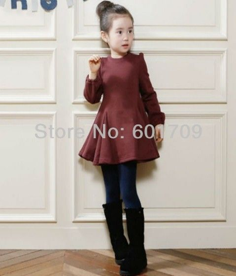 cute winter dress for little kids