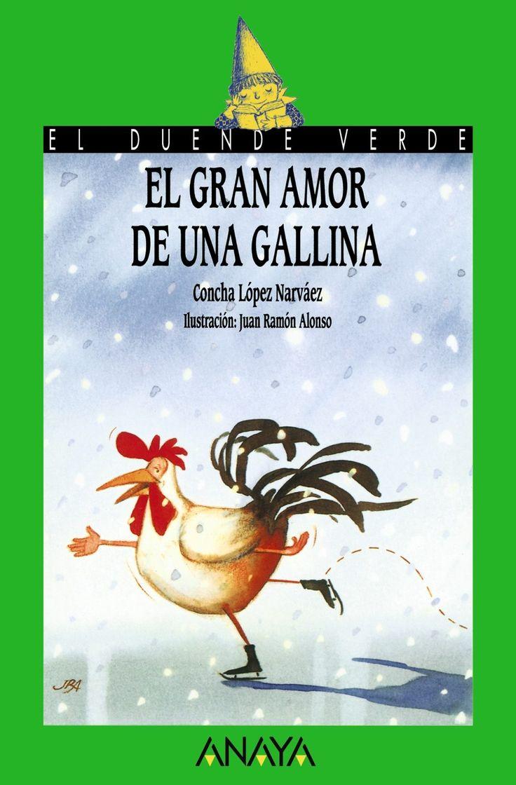 Carolina es una gallina alegre, divertida y testaruda. Un día llega a la granja Teobaldo, un gallo fuerte al que le enseña todo lo que sabe, y sin darse cuenta se enamoran.
