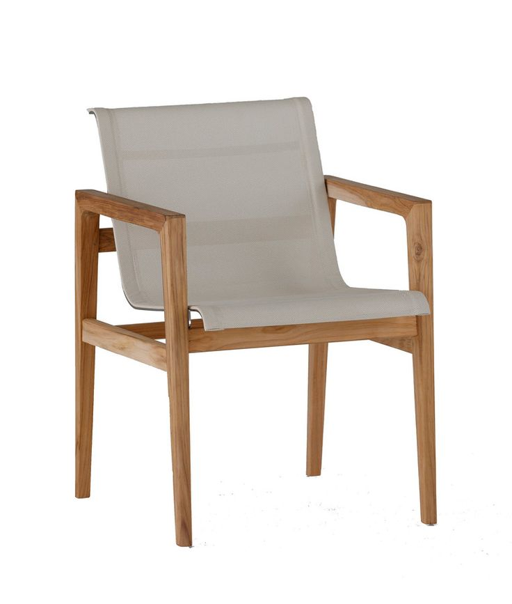 Coast Outdoor Dining Chair  Contemporary, MidCentury  Modern, Transitional, Resin  Composite, Wood, Armchair by Summer Classics