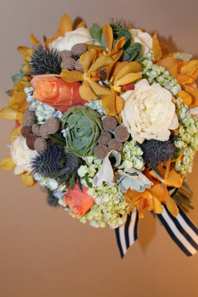 Unique Wedding Flowers And Floral Design For All Occasions. Enquire Online At Jaclyn Roma Floral Design. https://jaclynroma.com/floral-design/