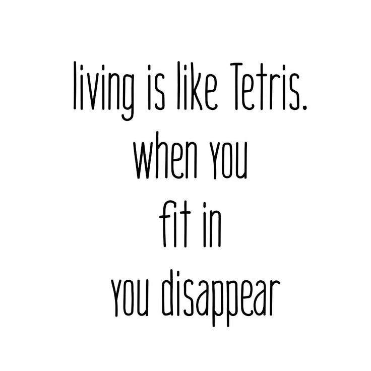 so true! plus, as with Tetris, life gets faster the longer you play.. 😣😥🐪🐩. . quote: @lady_petrova. . . . #quote #lifethoughts #life #living #humpday #wednesday #slowdown #time #timeflies #humpdayproverb #me #you #thinkgoodthoughts #beyourself #beorigional #creative #creativity #mindful #facethehoney #almostpeggy #love #live #melbourne #melbournelife #brunswick
