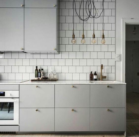 Wohnen: Die graue Küche