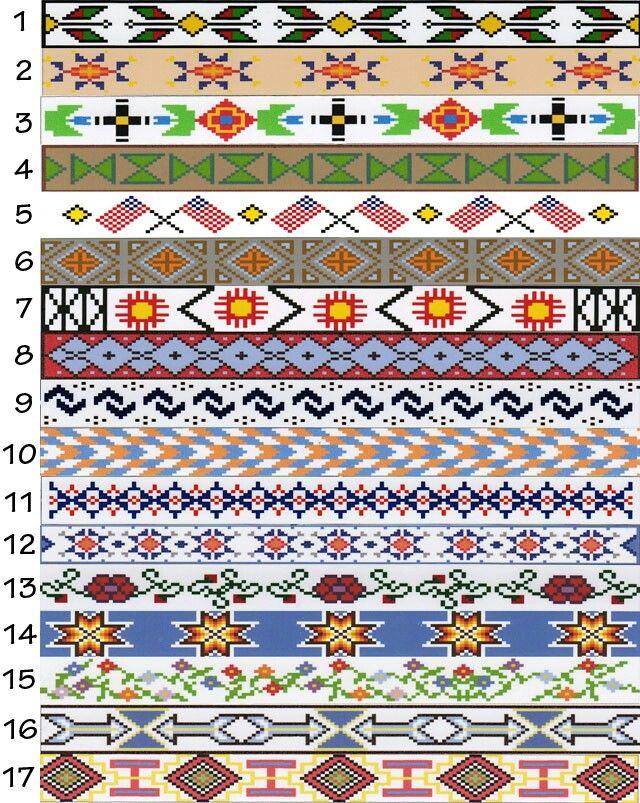 Bead designs
