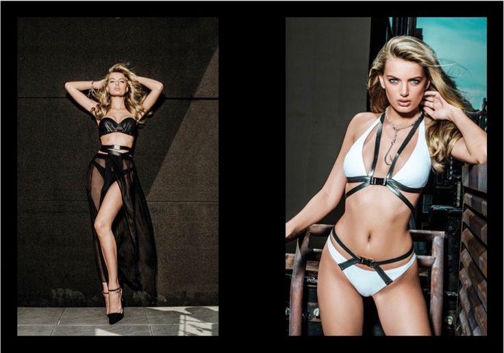 Moeva | Swimwear Spring/Summer 2017 Lookbook #Moeva #Swimwear #SS17 #Fashion #Style #BregjeHeinen