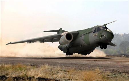 KC 390 EMBRAER. Força Aérea Brasileira