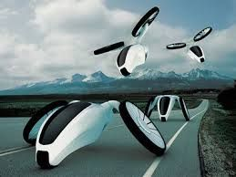 Futuristic Vehicle - I can see these in this story