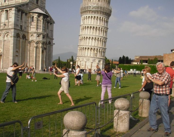 ah the reason i didn't bother stopping in pisa