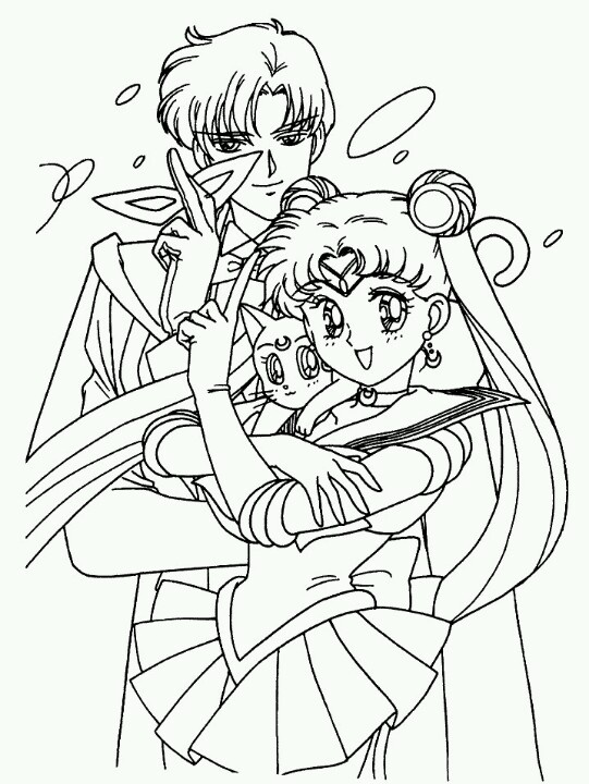 Well understand Sailor moon free adult