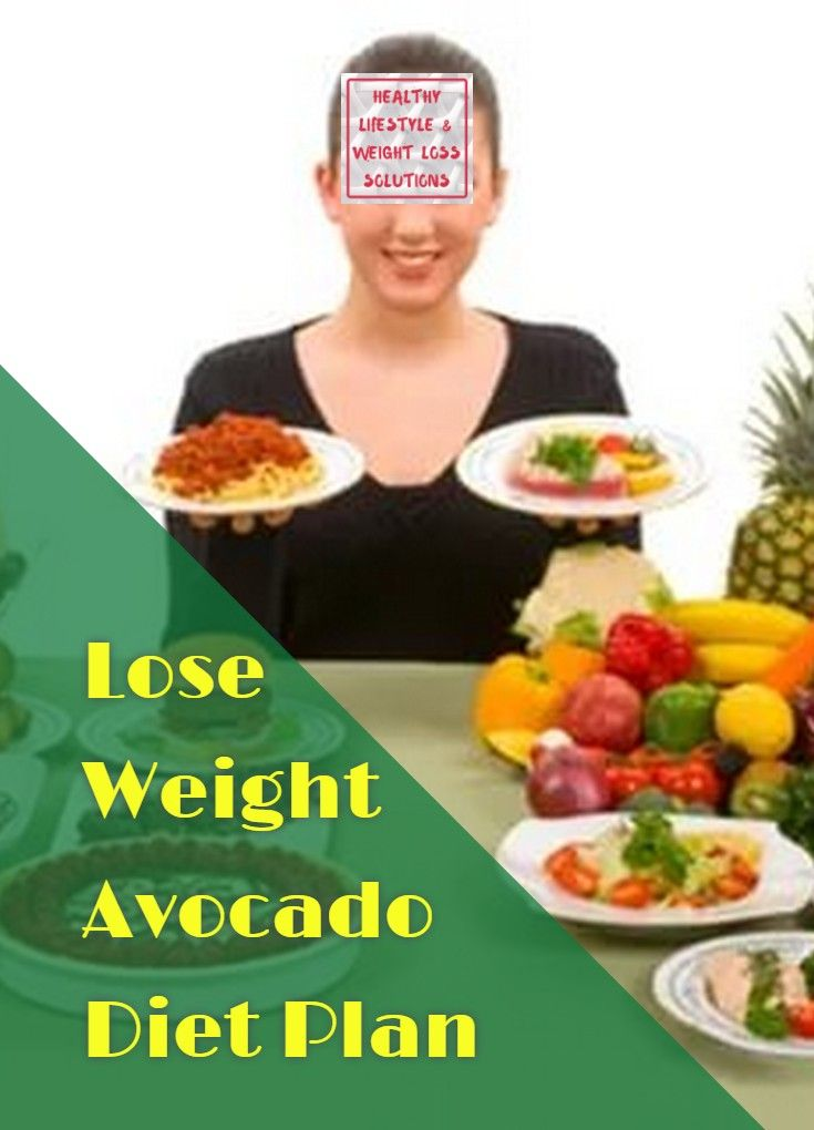 Pin On Avocado Diet For Weight Loss
