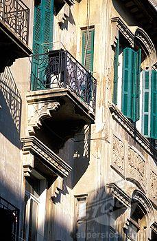 Traditional architecture , Beirut, Lebanon.
