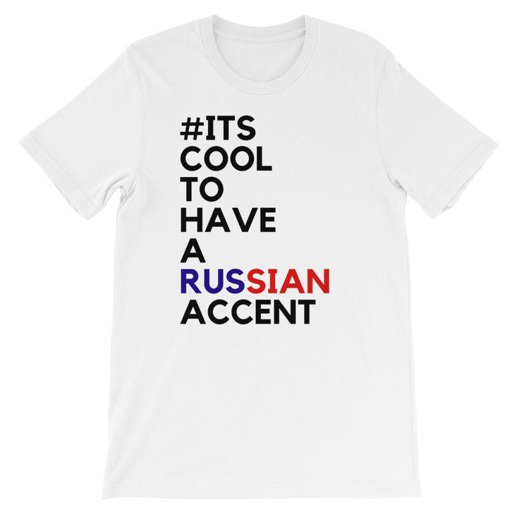 #ITCHAA RUSSIAN T-SHIRT