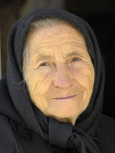 A woman of peace from Crete.  Easy to see learned peace in her face book.  Peace creates beauty.