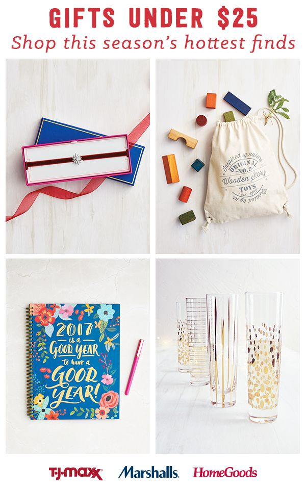 from Homegoods   Shop our gifts under  25 and discover great deals on  barware  stationary  children s toys. 33 best Your guide to giving joy images on Pinterest   Christmas