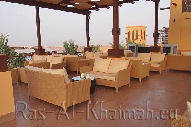 Rixos Bab al Bahr Hotel - Terasse #RixosBabAlBahr #rasalkhaimah #ras_alkhaimah #rak #uae #rakhotel #rixos #rakphotos
