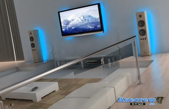 home theater led ambient light