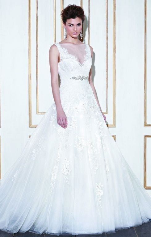 Blue by Enzoani wedding dress collection 2014 - Gao