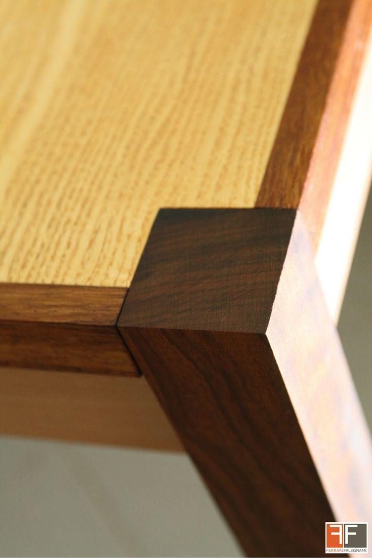 Pin by geert van der molen on tafels cinnamon sticks spices for Design esstisch gigant wildeiche
