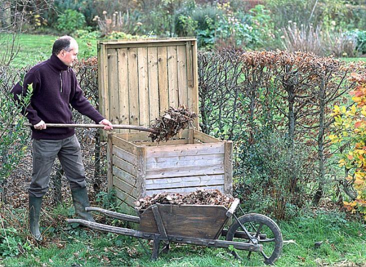 17 mejores ideas sobre faire son compost en pinterest faire un composteur comment faire un. Black Bedroom Furniture Sets. Home Design Ideas