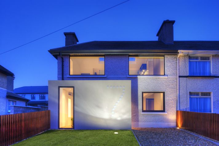 House Extension In Skerries  copyright: Shomera
