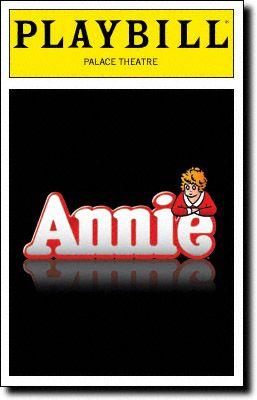 Annie on broadway JUNE 2013!!!