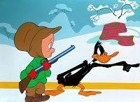 """Looney Tunes Pictures: """"Duck! Rabbit, Duck!"""""""