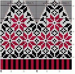 Письмо «сообщение Вяжем_спицами_и_крючком : Схемы для вязания шапок с орнаментом. Вязание спицами. (17:10 27-02-2016) [4900137/385512228]» — Вяжем_спицами_и_крючком — Яндекс.Почта