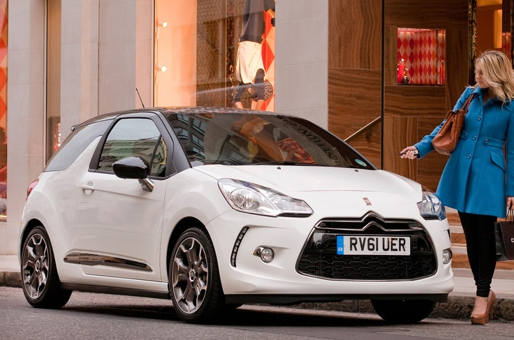 Standard DS3 forms the basis of the Electrum, which will be seen in Paris