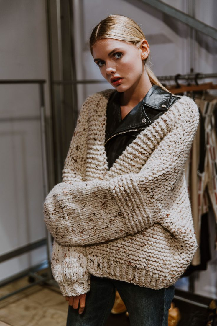 Wanoa Four backstage at NZFW 2017