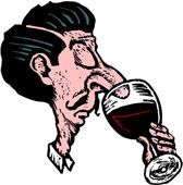 Don't be this guy at the dinner party #wine