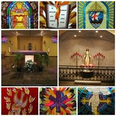 St. Francis Xavier Church in Kearns, Utah.