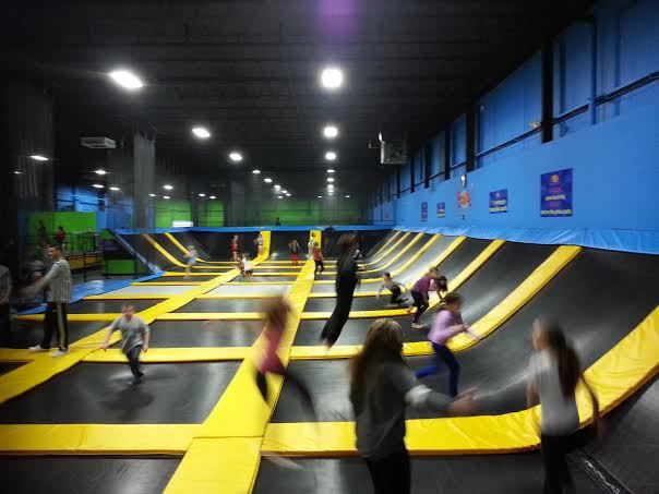 17 Things to Do Before Winter is Over // NYC area I Bounce Trampoline Sports
