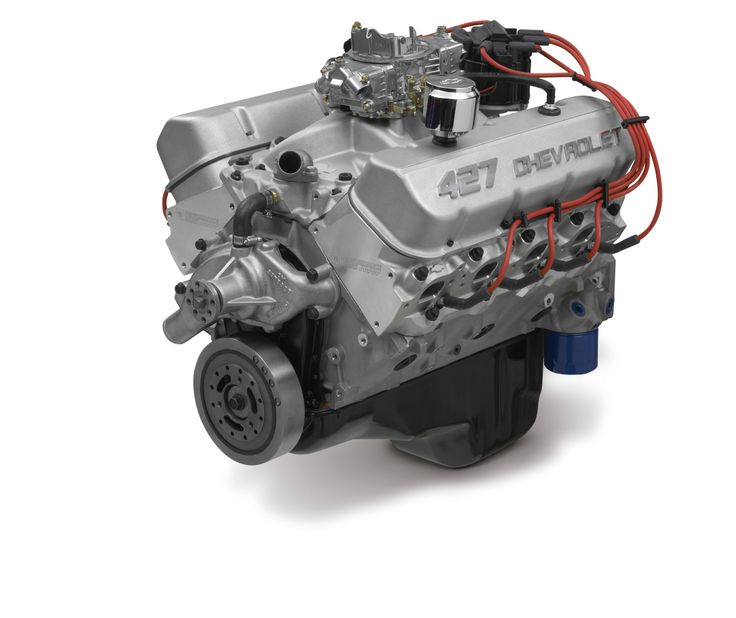 gm performance parts aka chevrolet performance parts zl1 based aluminum 427 anniversary big block crate engine
