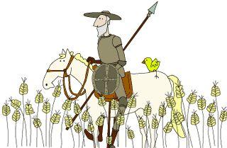 Cervantes y Don Quijote de La Mancha | Capítulo II. (Vienen más capítulos y se pueden imprimir en PDF)