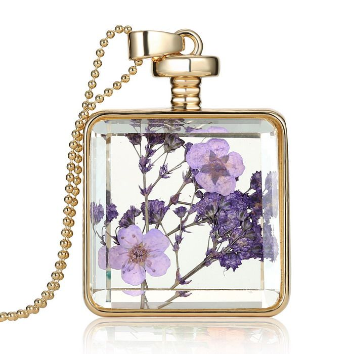 $1.82 dried flower necklace