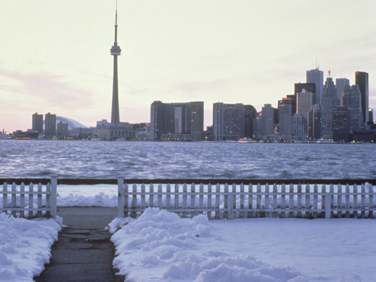 Weather And Events In Toronto In February Toronto Winter Weather In Toronto Toronto Canada Winter