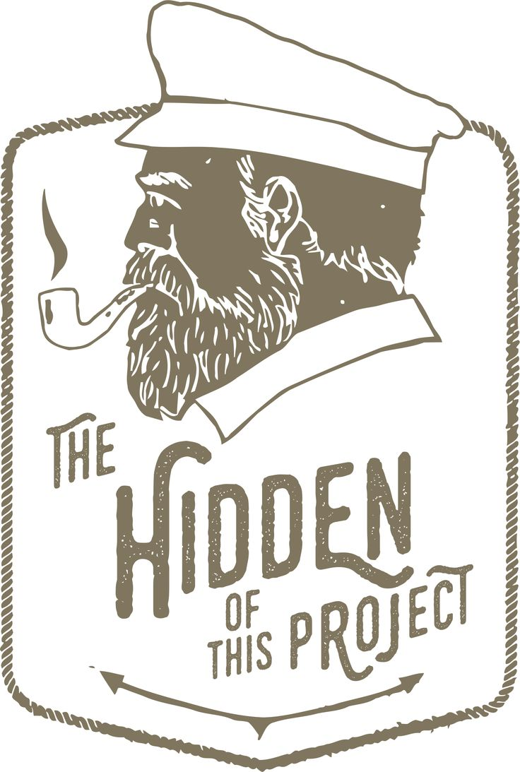 Hidden project tees design