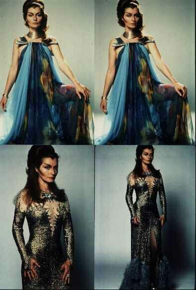 Image result for space 1999 fashion/maya