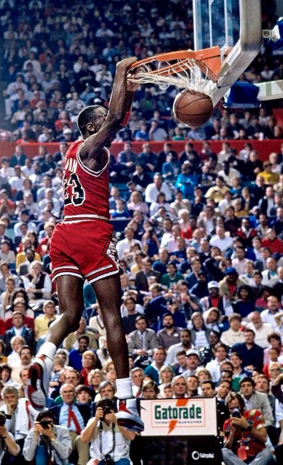 His Airness-----MJ Jam session.