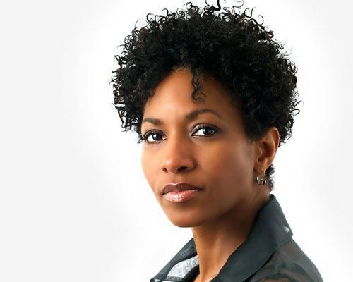 80s Hairstyles For Short Hair Black: 17 Best Ideas About Black Women Natural Hairstyles On