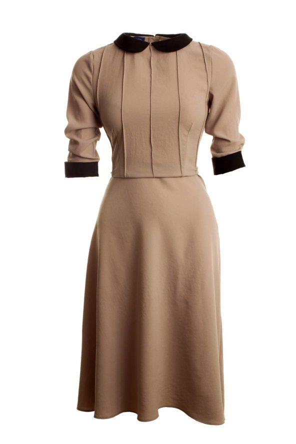 Lazy Eye jsou šaty ručně šité dámské oblečení z kvalitních materiálů podle…