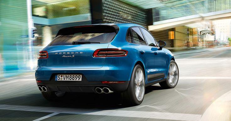 Conheça o novo Porsche Macan no nosso microsite.